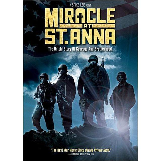 Miracle at St. Anna [DVD] [2008] [Region 1] [US Import] [NTSC]